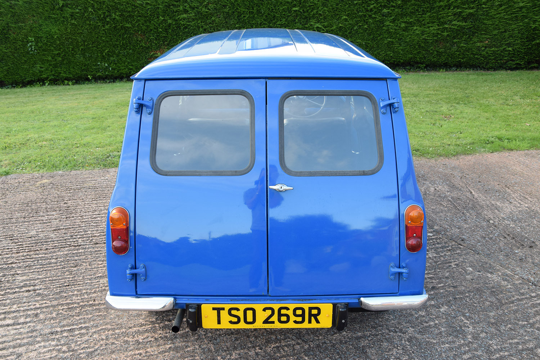 1977 Mini 850 Light Van For Sale (picture 4 of 6)