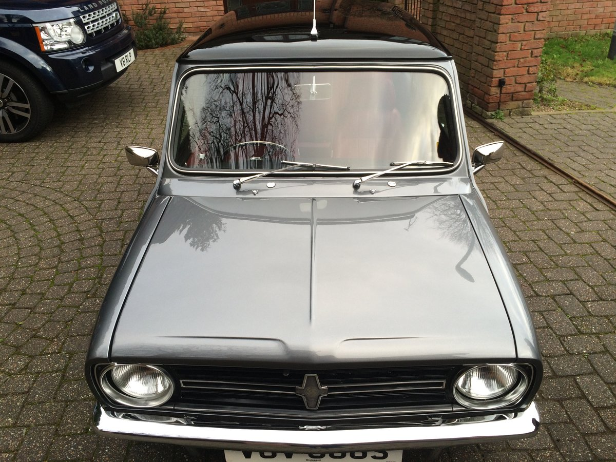 Leyland Mini Clubman rebuild 1978  For Sale (picture 1 of 6)