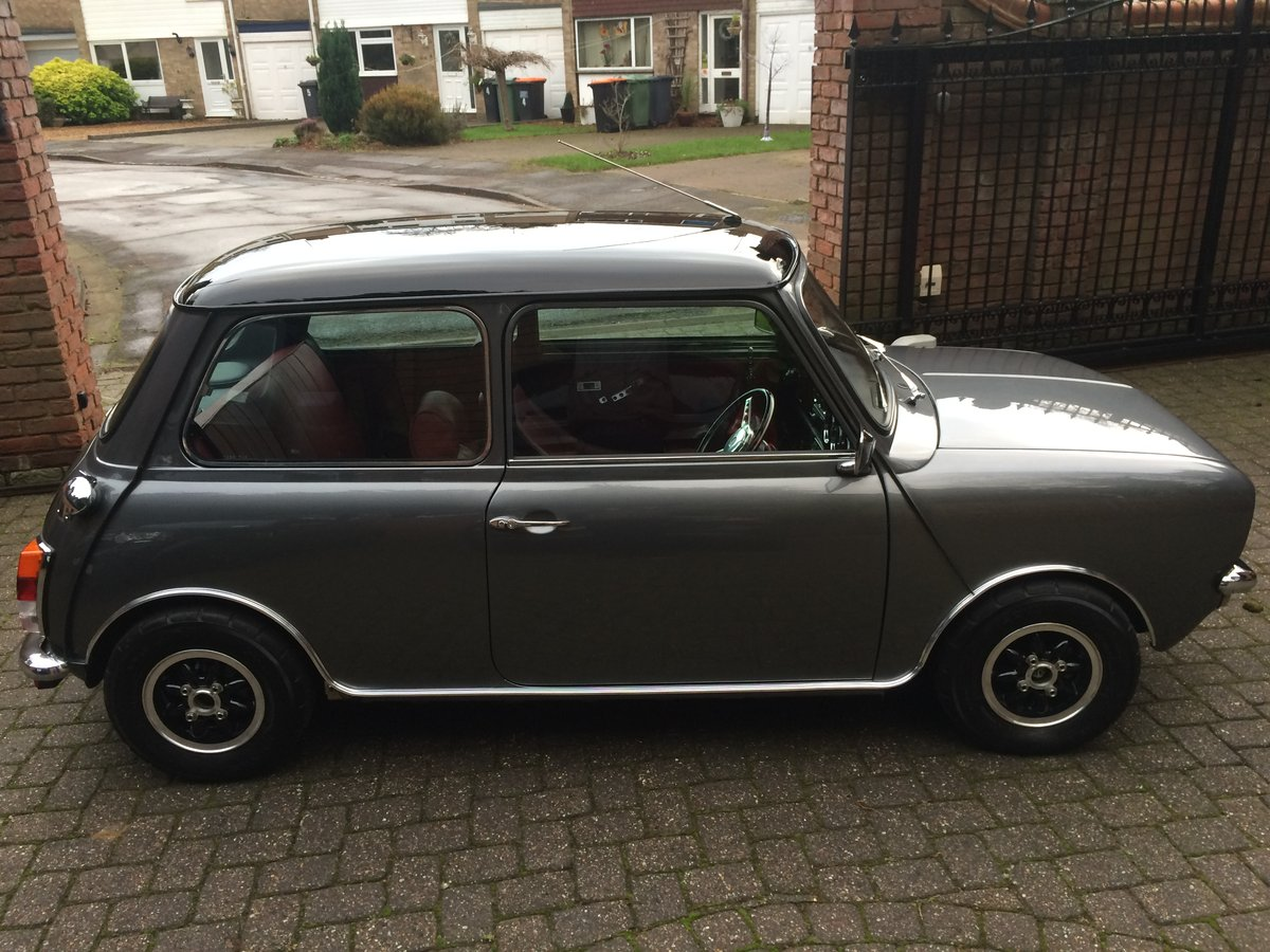 Leyland Mini Clubman rebuild 1978  For Sale (picture 2 of 6)