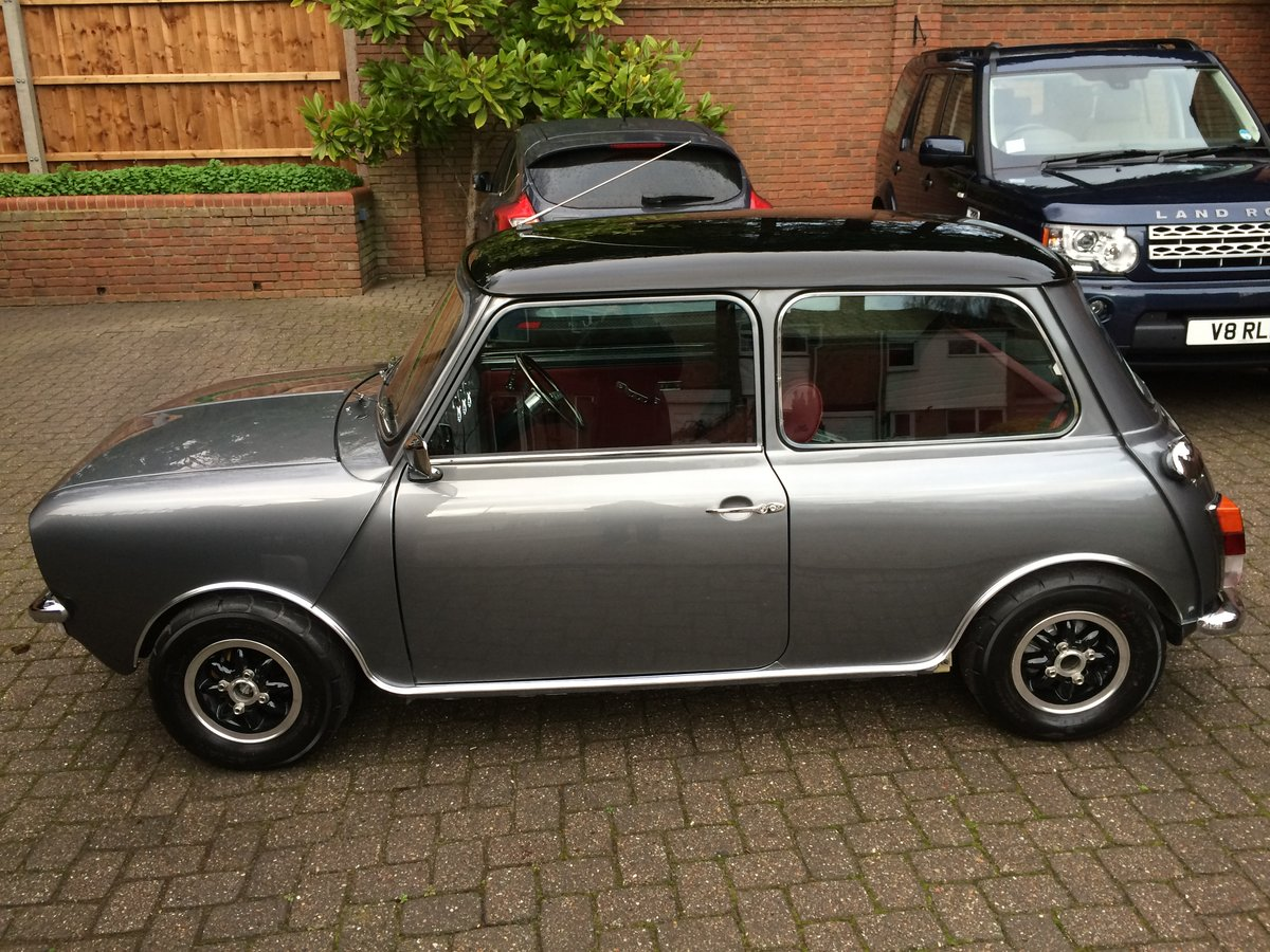 Leyland Mini Clubman rebuild 1978  For Sale (picture 3 of 6)