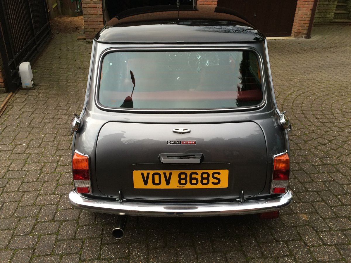Leyland Mini Clubman rebuild 1978  For Sale (picture 4 of 6)