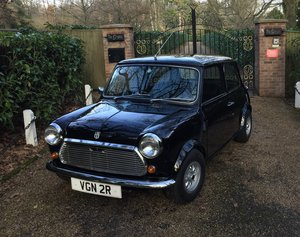 1977 Cilla Black's Mini by Wood & Pickett For Sale by Auction