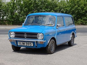 1978 Leyland Mini Clubman 1100 Estate For Sale by Auction