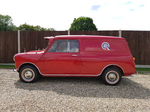 1972 Mini Van Classic  For Sale
