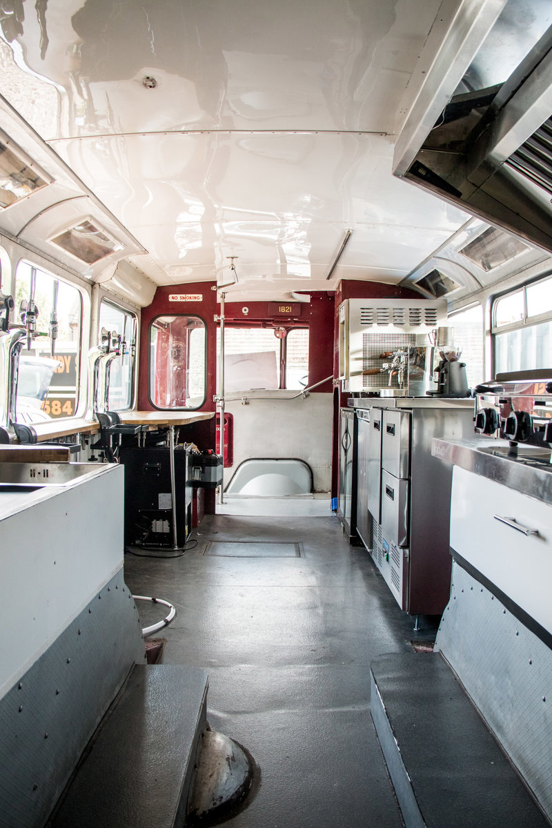 1963 Catering conversion  For Sale (picture 1 of 2)