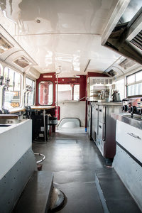 1963 Catering conversion