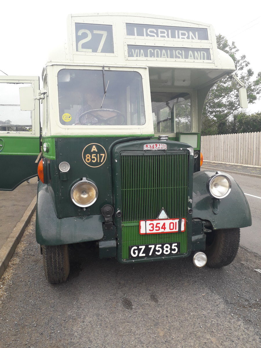 1947 Leyland PS1 Ex N.I.R.T.B And UTA single decker For Sale (picture 1 of 4)