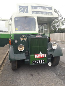 1947 Leyland PS1 Ex N.I.R.T.B And UTA single decker