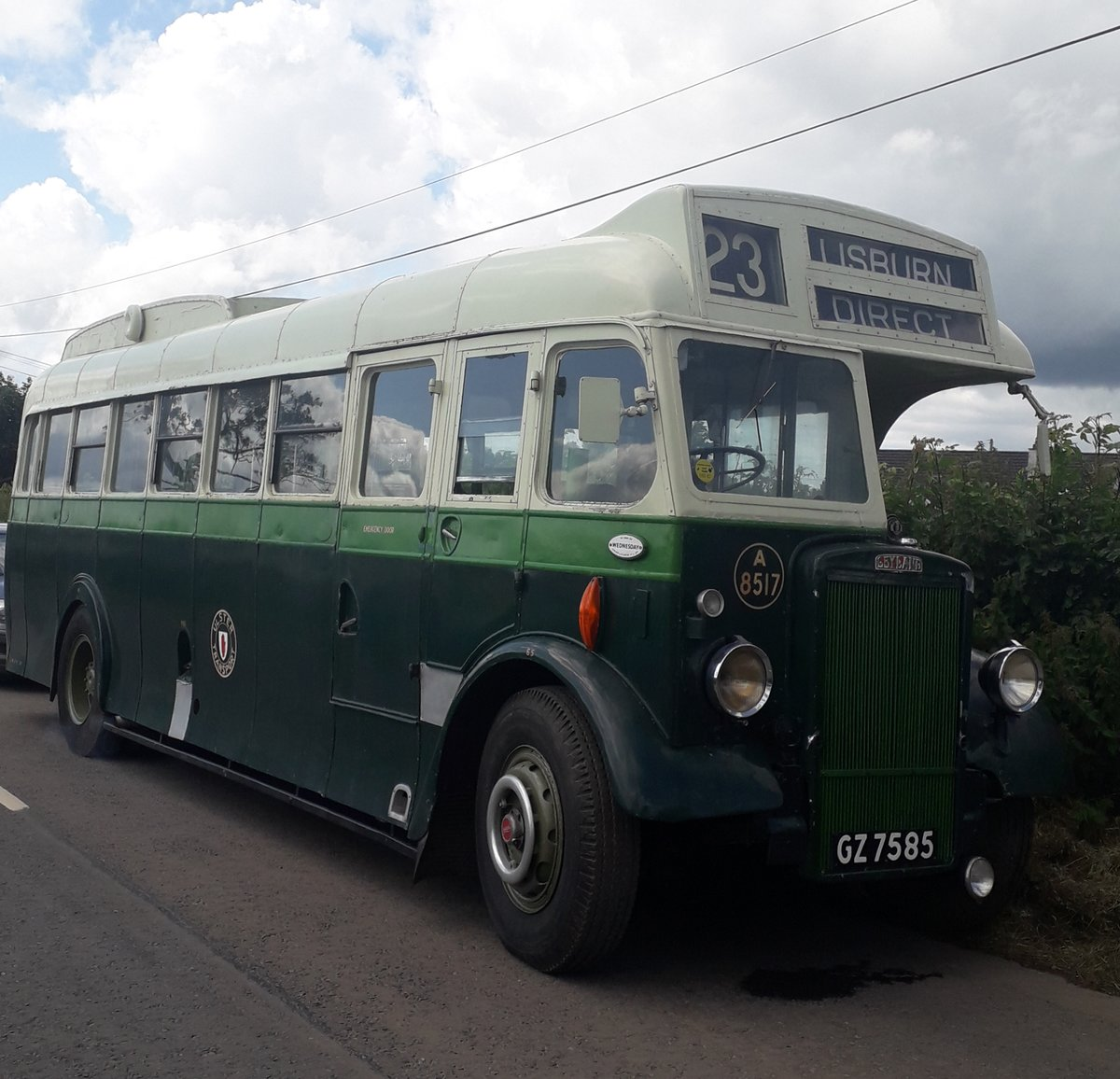 1947 Leyland PS1 Ex N.I.R.T.B And UTA single decker For Sale (picture 2 of 4)