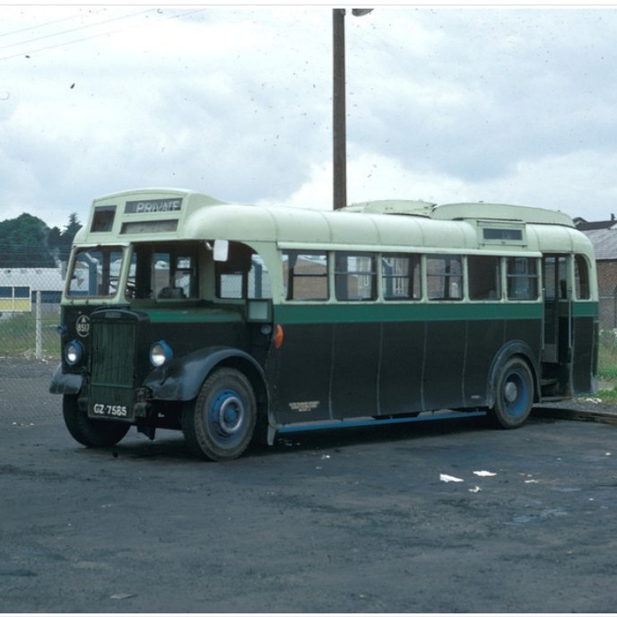 1947 Leyland PS1 Ex N.I.R.T.B And UTA single decker For Sale (picture 4 of 4)