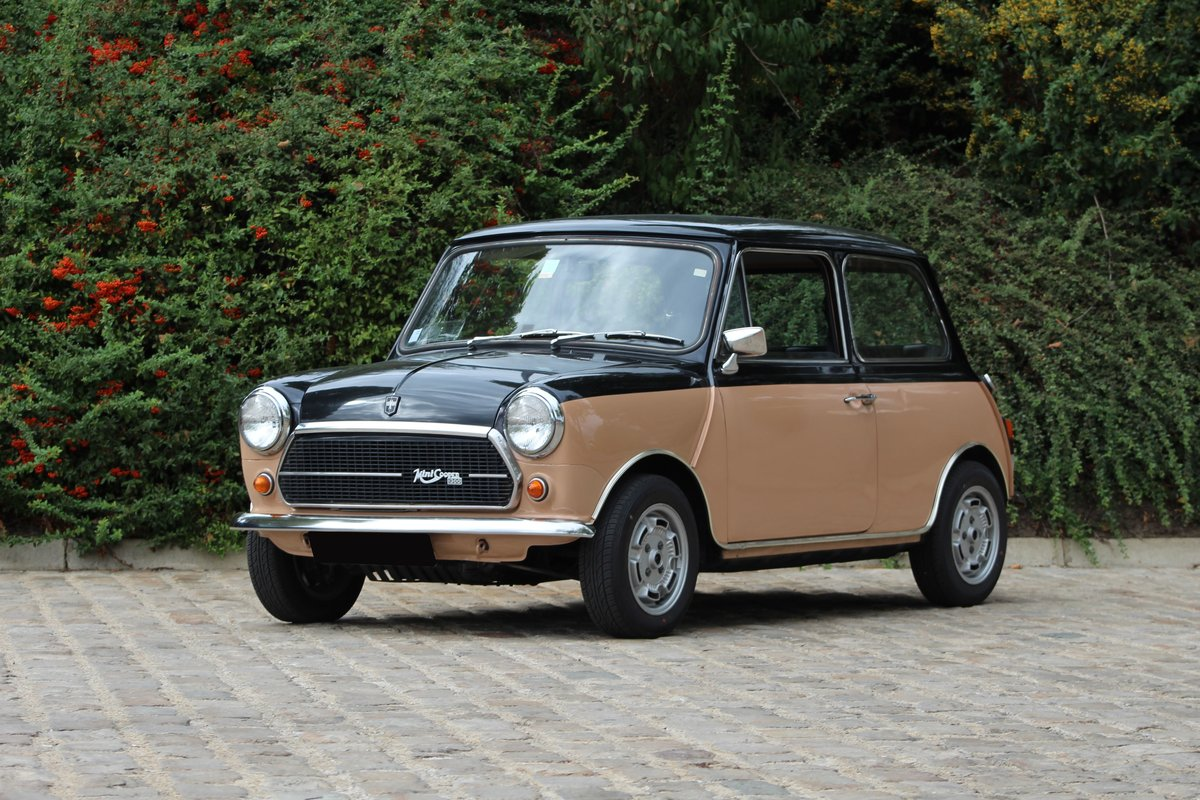 1974 Leyland Innocenti Mini Cooper 1300  No reserve   For Sale by Auction (picture 1 of 1)