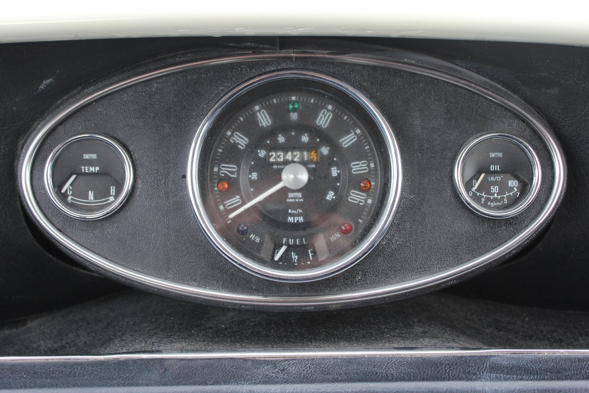 1976 Leyland Mini Automatic, ONLY 24000 MILES For Sale (picture 6 of 6)