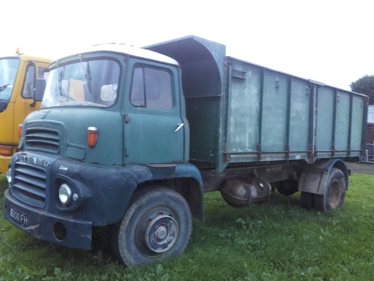 1962 2 Leyland comets For Sale (picture 1 of 4)