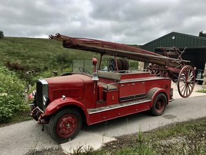 1934 Leyland Cub fire engine