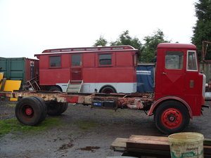 Picture of 1946 Leyland interim beaver