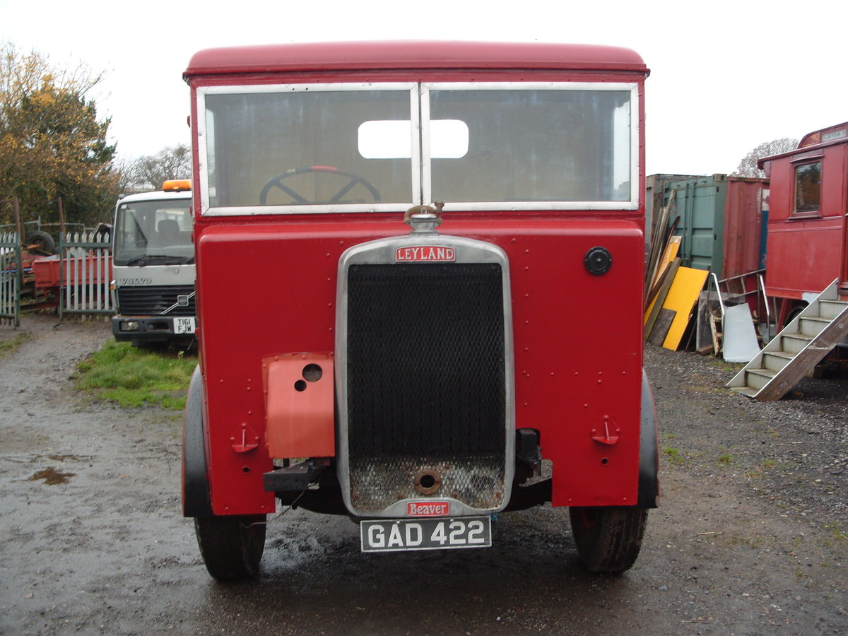 1946 Leyland interim beaver  For Sale (picture 4 of 6)