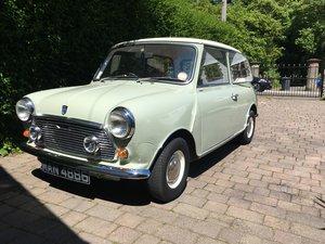 1978 Mini 1000 - Pristine & only 18,000 miles