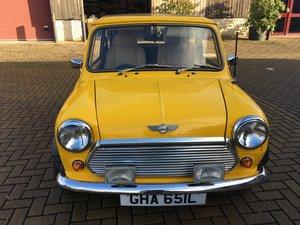 1972 Classic Mini 1000 Mk 3
