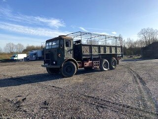1946 Rare Mk2 Leyland Hippo For Sale (picture 1 of 3)