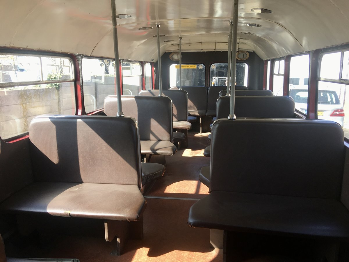 1965 Leyland PD2/40 double decker bus open top For Sale (picture 3 of 6)