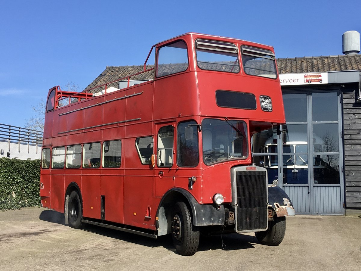 1965 Leyland PD2/40 double decker bus open top For Sale (picture 6 of 6)
