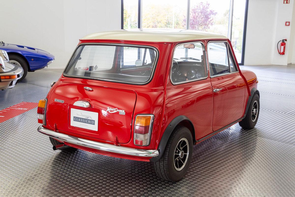 1975 Leyland Innocenti Mini Cooper 1300 For Sale (picture 2 of 6)