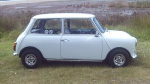 Excellent condition mini 1000 with uprated engine rust free