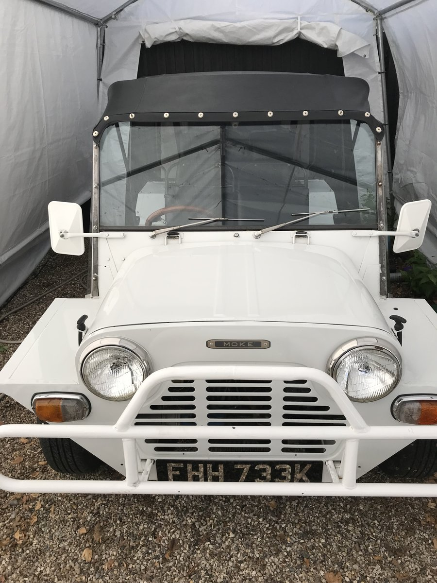 1972  moke For Sale (picture 1 of 6)