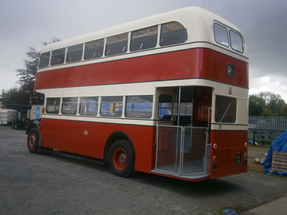 1965 Leyland  pd2 d,decker ,  ex stockport corporation For Sale (picture 4 of 6)