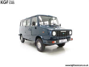 Picture of 1982 A Delivery Mileage Morris Leyland Sherpa 250 Minibus SOLD