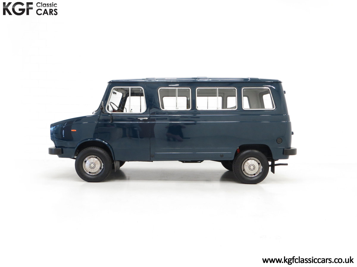1982 A Delivery Mileage Morris Leyland Sherpa 250 Minibus SOLD (picture 7 of 24)
