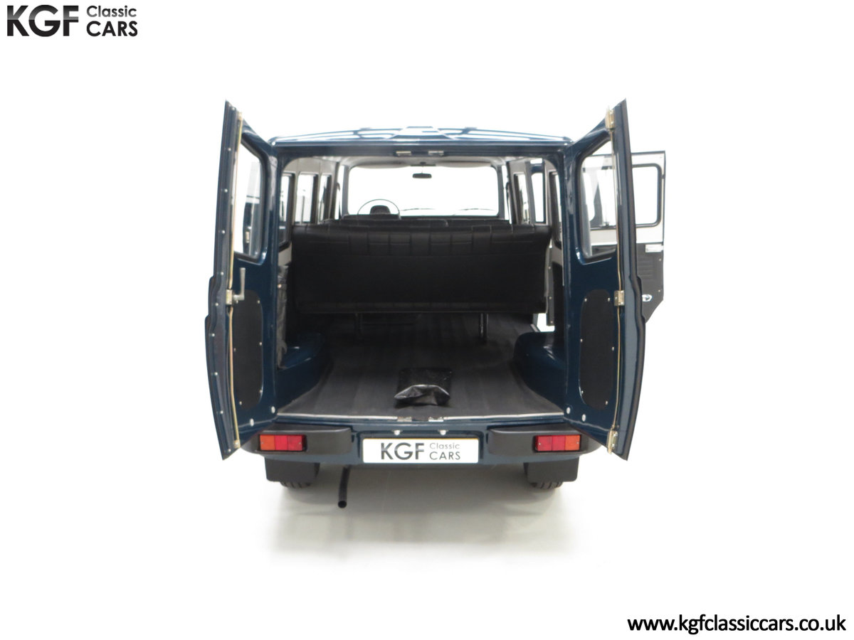 1982 A Delivery Mileage Morris Leyland Sherpa 250 Minibus SOLD (picture 11 of 24)