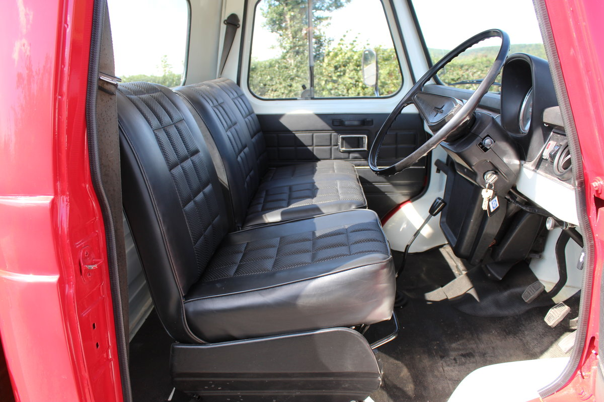 1978 Leyland AM Sherpa Drop Side Pick Up Truck Petrol For Sale (picture 3 of 6)