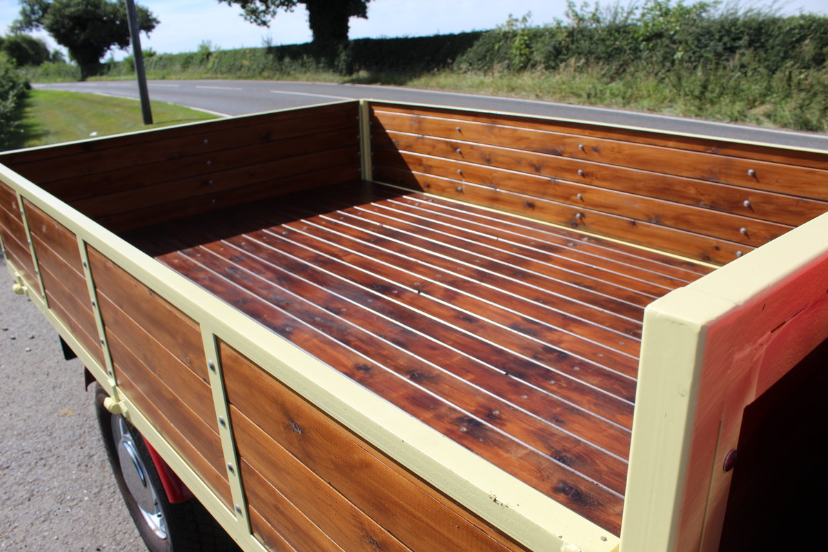 1978 Leyland AM Sherpa Drop Side Pick Up Truck Petrol For Sale (picture 4 of 6)