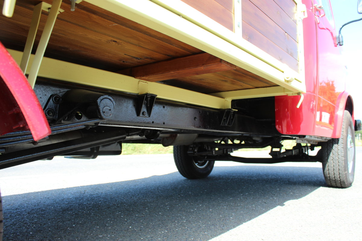 1978 Leyland AM Sherpa Drop Side Pick Up Truck Petrol For Sale (picture 5 of 6)