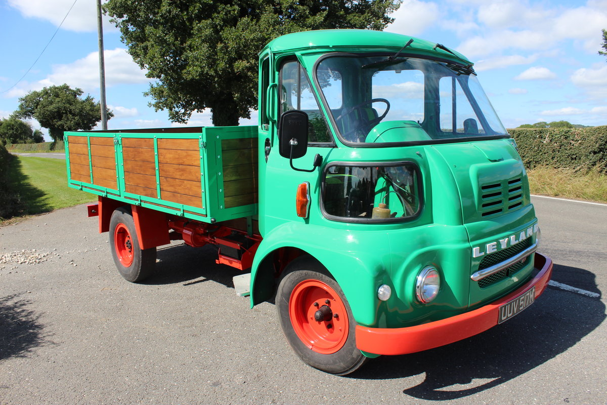 1974 Leyland FG Single Rear Wheel 3 Ton Pick Up  For Sale (picture 1 of 6)