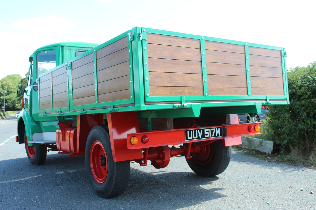 1974 Leyland FG Single Rear Wheel 3 Ton Pick Up  For Sale (picture 2 of 6)