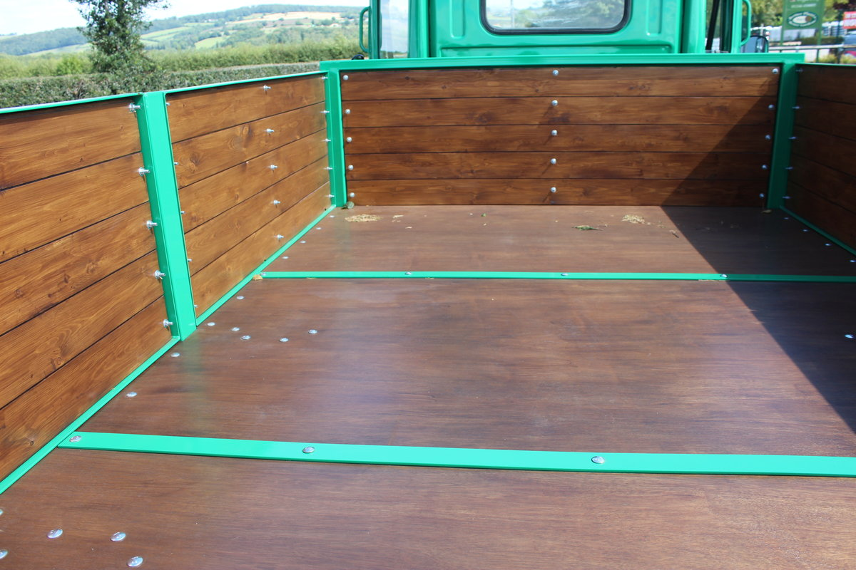 1974 Leyland FG Single Rear Wheel 3 Ton Pick Up  For Sale (picture 5 of 6)