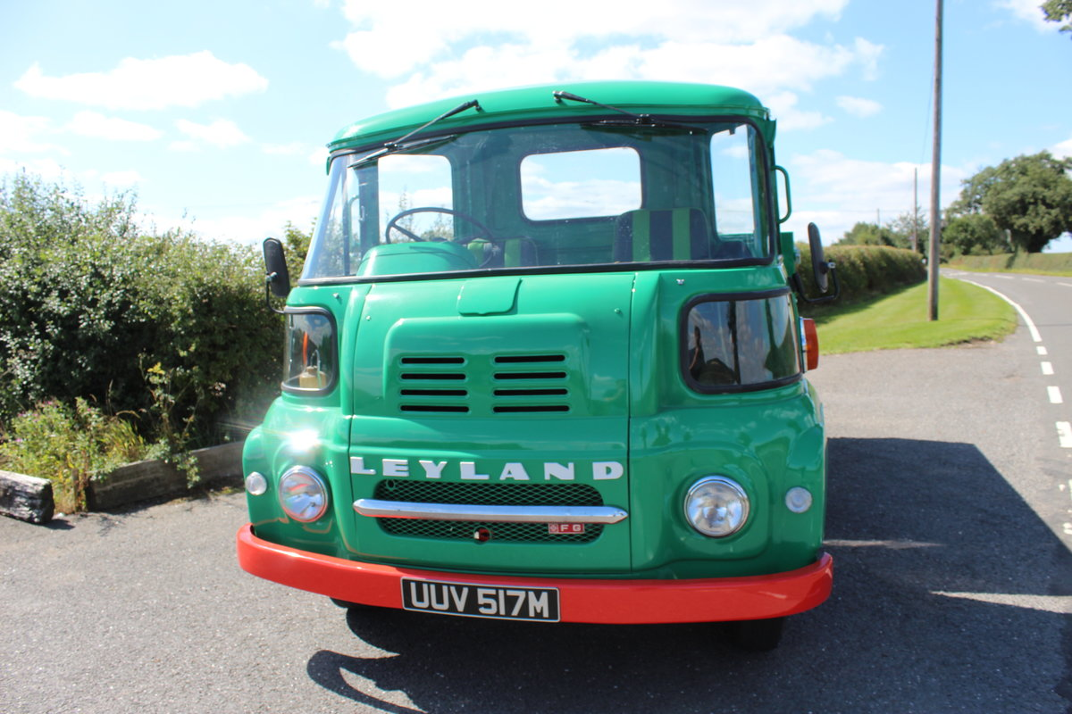 1974 Leyland FG Single Rear Wheel 3 Ton Pick Up  For Sale (picture 6 of 6)