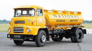 1958 Leyland Super Comet Tanker For Sale by Auction