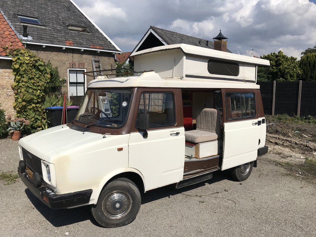 1983 Autosleeper SHERPA For Sale (picture 5 of 6)