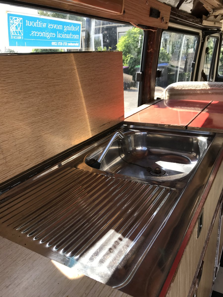 1983 Autosleeper SHERPA For Sale (picture 6 of 6)