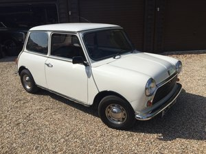 Picture of 1980 Leyland Cars Mini 1000 for auction 29th -30th October