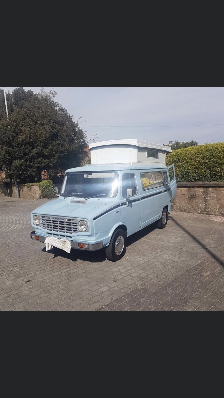 1975 Leyland Sherpa autosleeper  For Sale (picture 2 of 6)
