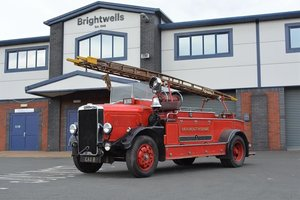 Picture of 1939 Leyland Cub Fire Engine