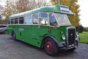 1947 Leyland PS1 Single-Deck Bus