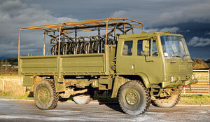 Picture of 1994 Leyland DAF T244 Cargo Troop Carrier For Sale by Auction