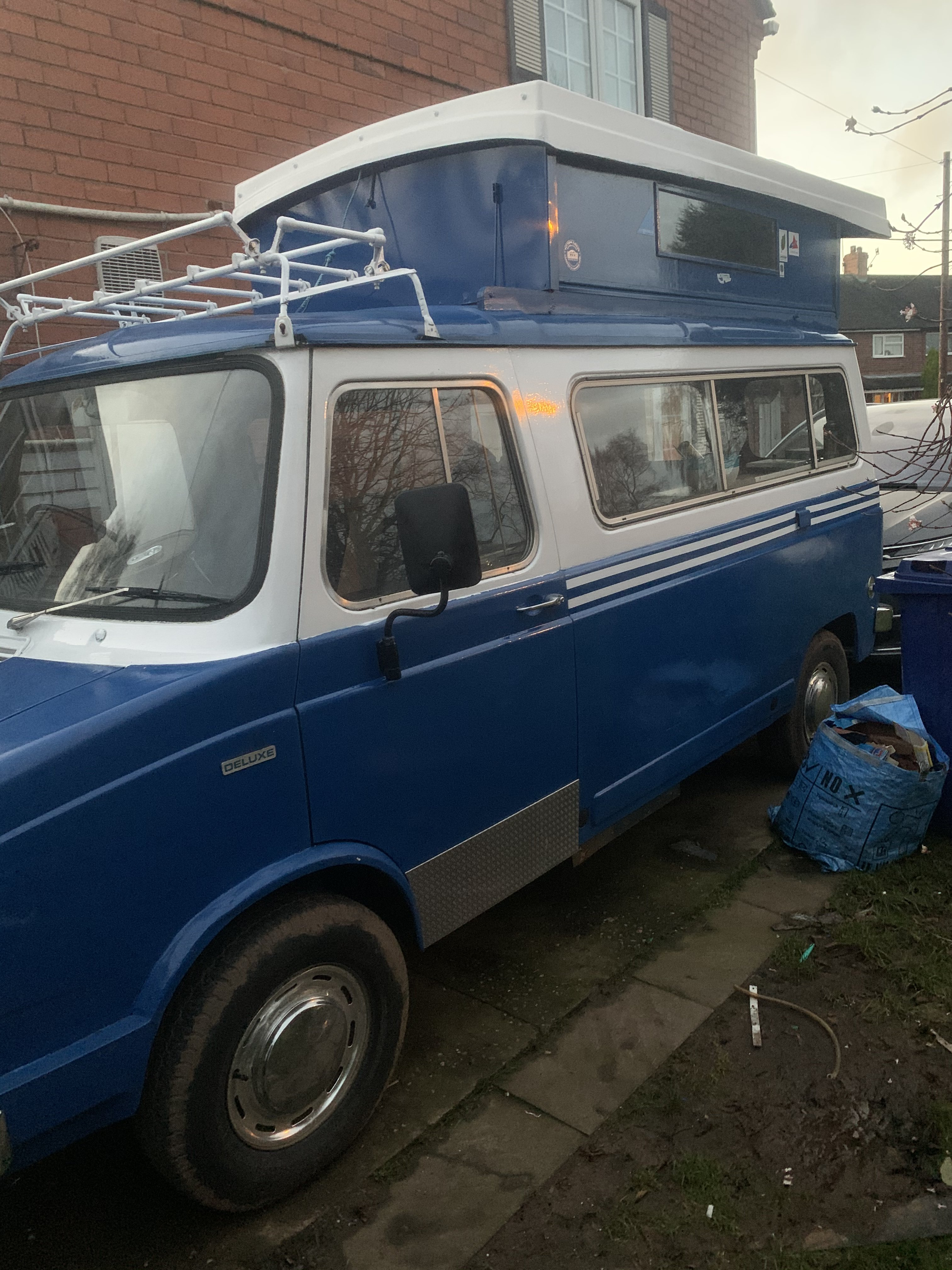 1975 Leyland Sherpa For Sale (picture 1 of 4)