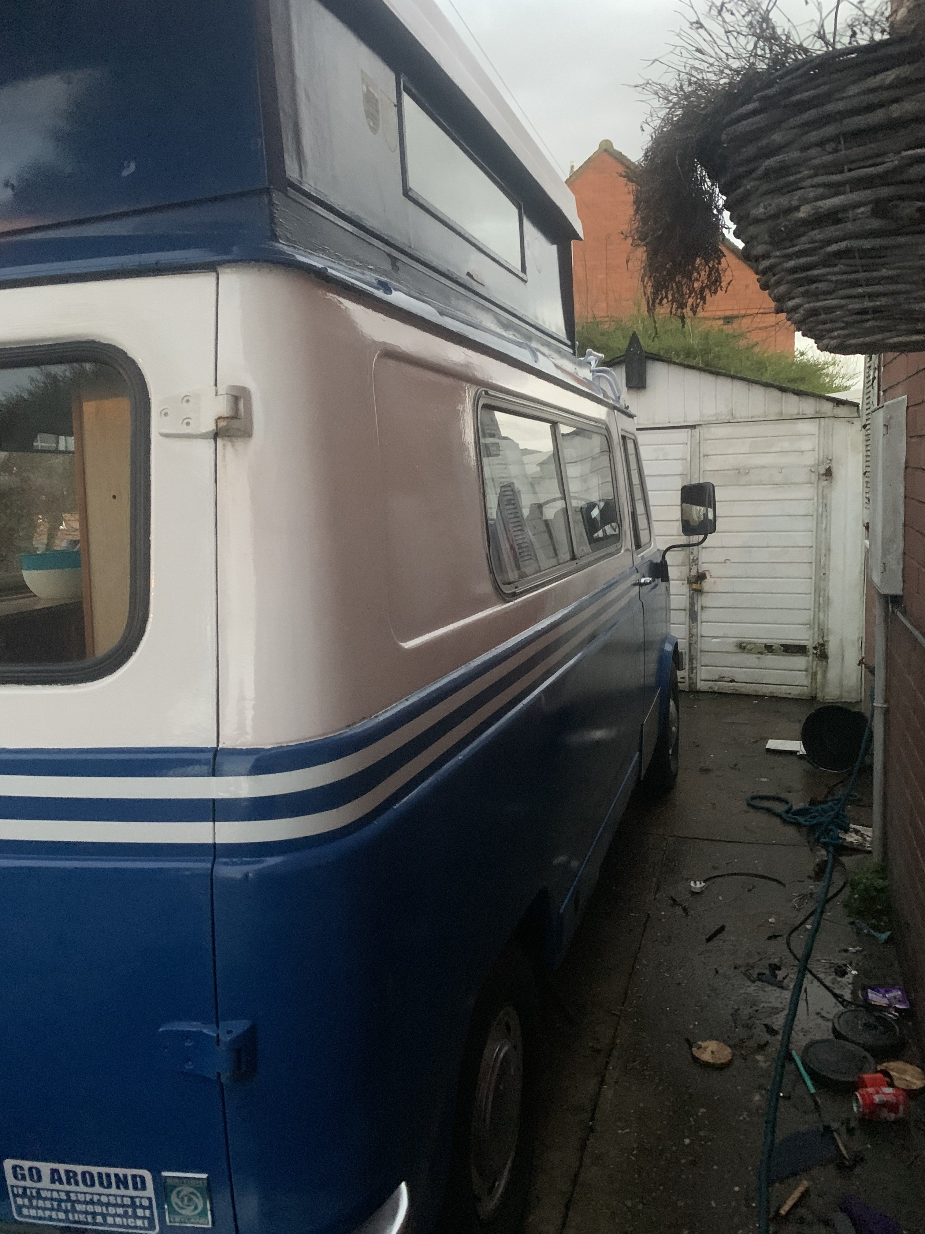 1975 Leyland Sherpa For Sale (picture 4 of 4)