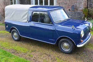Picture of 1971 Leyland mini pickup fabulous condition show winner